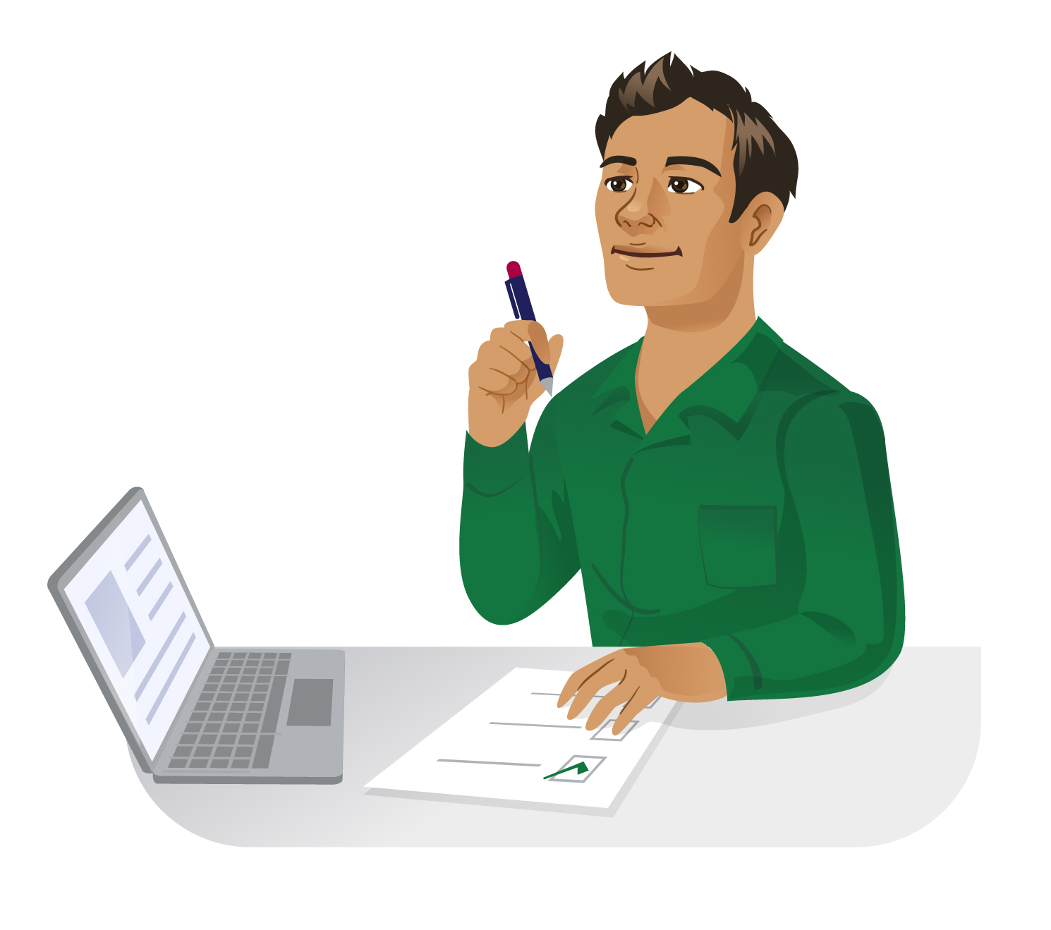 Wie schreibe ich hochwertige Texte? – Eine Checkliste