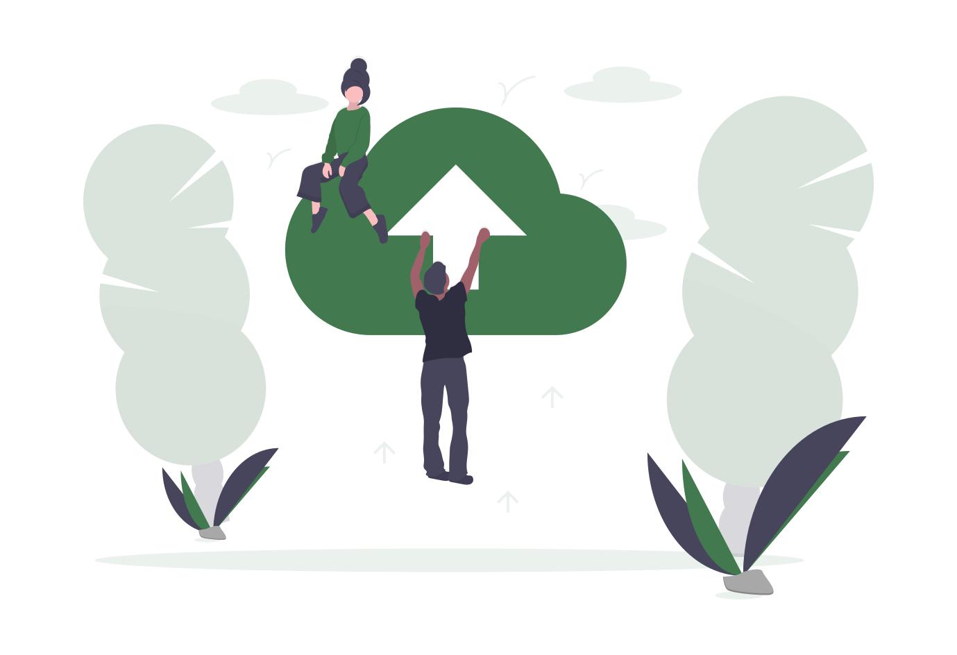 Plentymarkets Cloud – 100 % cloudbasiert, skalierbar und sicher