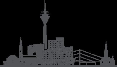 dusseldorf-skyline